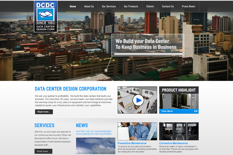 web-design-philippines_data-center-design-corp